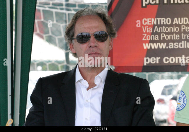 Casoria Italy  City new picture : Casoria, Italy. 16th Sept, 2014. Franco Baresi gives samples in ...
