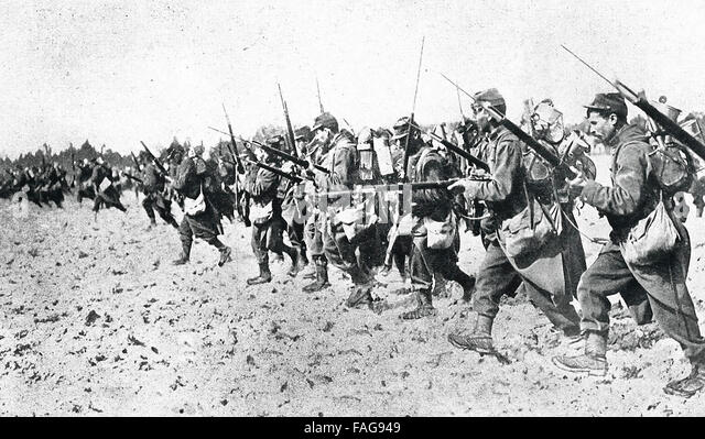 Image result for ww1 french soldier with bayonet