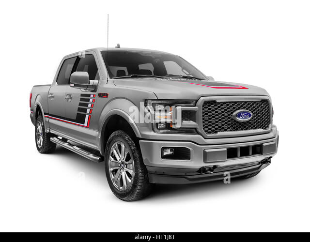2018 ford lariat special edition.  lariat gray 2018 ford f150 lariat pickup truck isolated on white background   stock image in ford lariat special edition