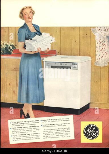 Housewife 1950s Stock Photos Amp Housewife 1950s Stock