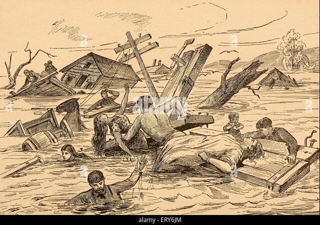 Flood Drawing Images | www.pixshark.com - Images Galleries ...