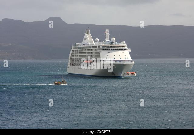 Seven seas voyager stock photos seven seas voyager stock for High end cruise ships