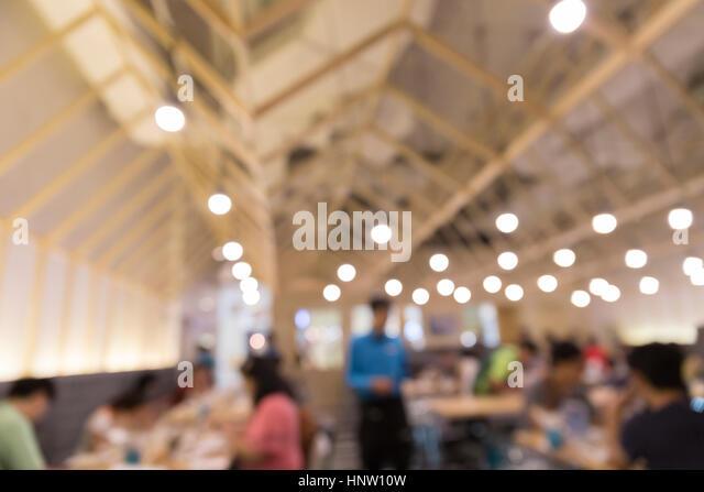 Restaurant Background With People restaurant blur background stock photos & restaurant blur