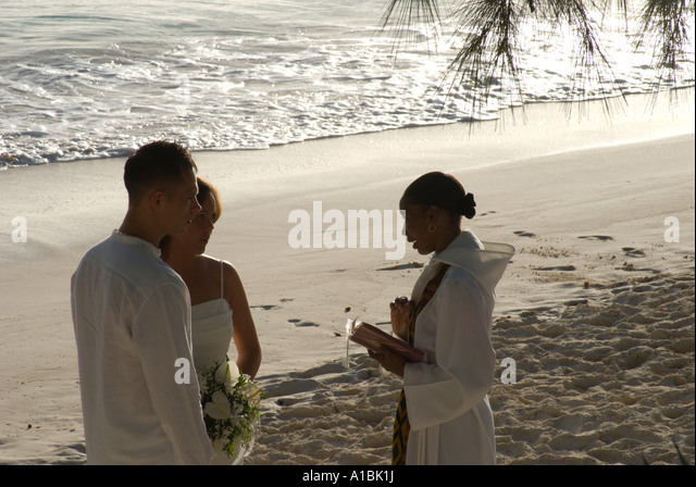 barbados wedding stock photos  u0026 barbados wedding stock