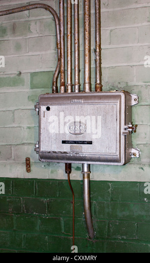 old fuse boxes stock photos old fuse boxes stock images alamy old electrical switches and fuse boxes stock image