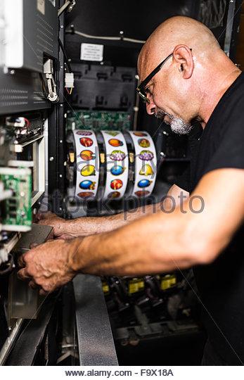 Repairing slot machines motor city casino logo