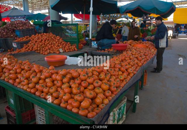 Tomato seller stock photos tomato seller stock images for Agadir moroccan cuisine aventura fl