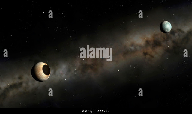 Pluto Charon Stock Photos & Pluto Charon Stock Images - Alamy