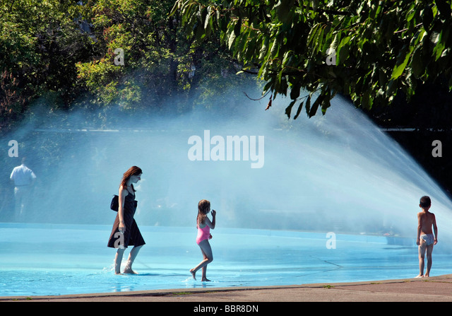 Young Boy Swimming Open Air Stock Photos Young Boy Swimming Open Air Stock Images Alamy