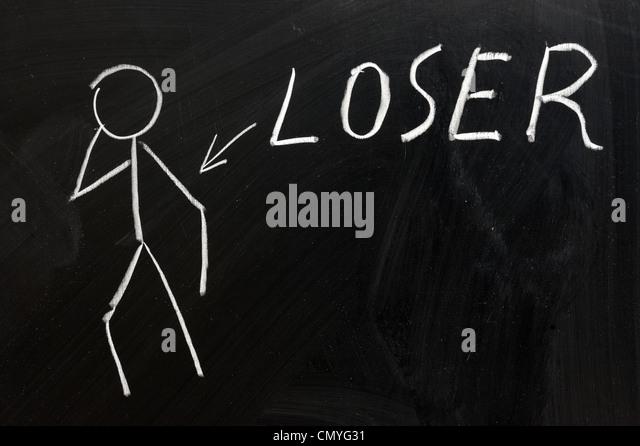 Craps loser