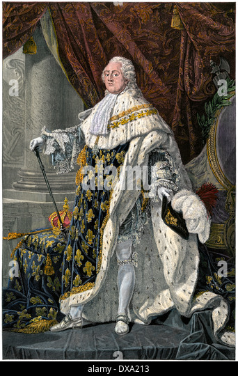 the french revolution king louis Although king louis xvi maintained a supportive front toward the revolution, he remained in contact with the rulers of austria, prussia, and sweden, asking for their help in restoring his family to power in late june 1791, louis xvi and his family attempted to escape to the austrian border, where they were supposed to meet the austrian army.