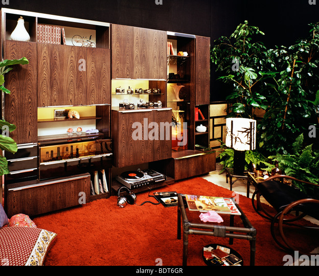 1970s Living Room Stock Photos Amp 1970s Living Room Stock