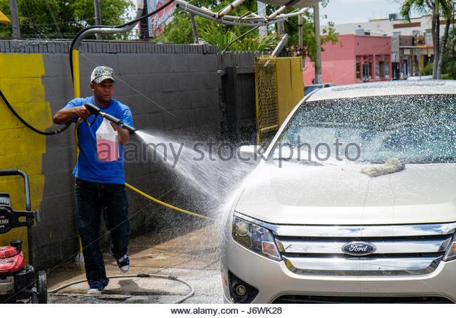 Hands Car Wash Miami