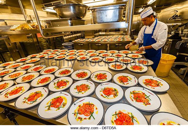 Cruise ship food line stock photos cruise ship food line for Cruise ship with best food