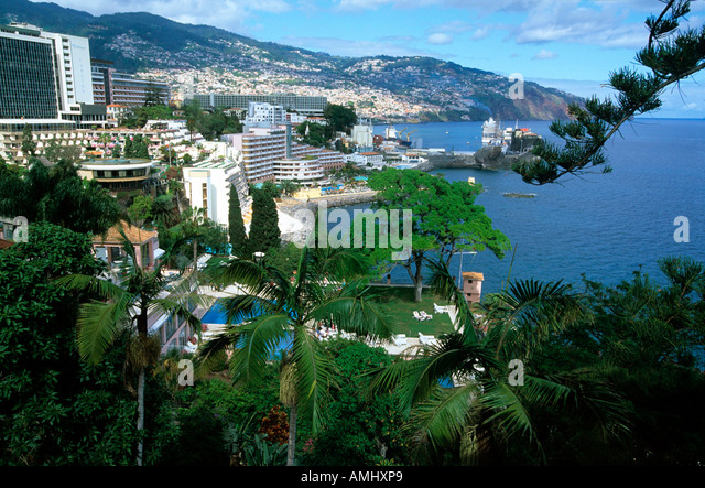 reids palace hotel funchal madeira stock photos reids palace hotel funchal madeira stock. Black Bedroom Furniture Sets. Home Design Ideas