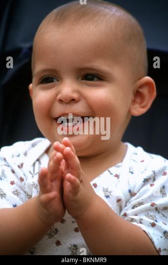 Baby Laugh Clap Stock Photos & Baby Laugh Clap Stock ...