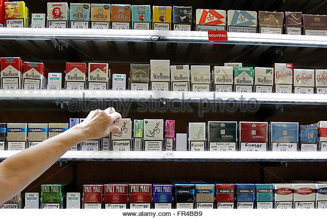 Cigarettes Golden American price list tunisia