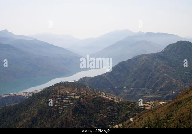 Ganga River Valley Stock Photos & Ganga River Valley Stock ...