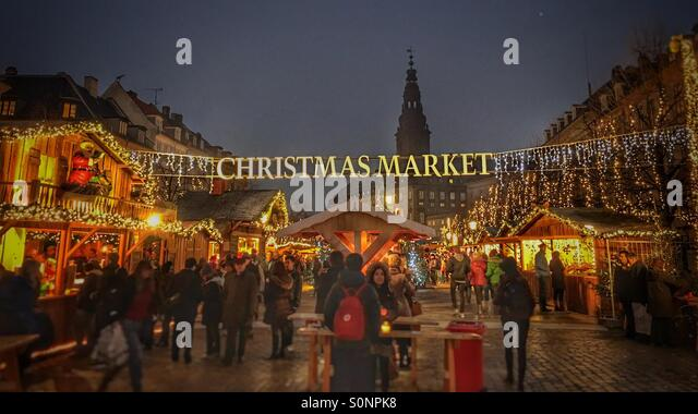 Copenhagen Denmark Christmas Stock Photos & Copenhagen Denmark ...