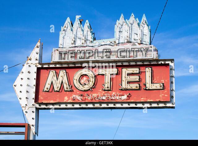 Temple View Motel Salt Lake City