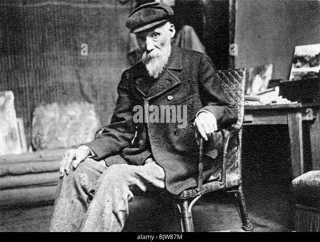 a biography of pierre auguste renoir a french artist Auguste renoir biography (1841–1919) french artist one of the founders of impressionism - a revolutionary new development amongst painters.