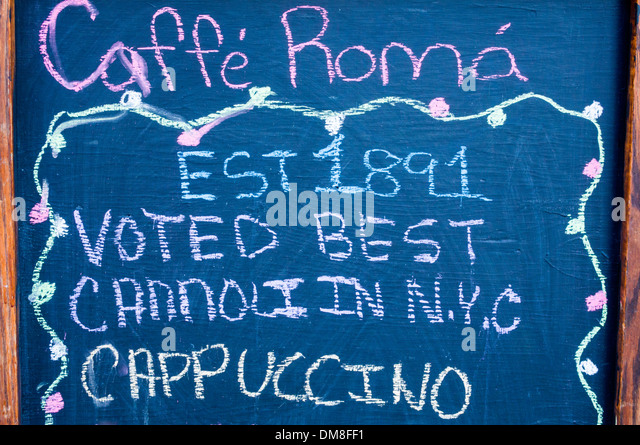 Cafe Roma Twickenham Menu