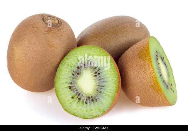 how to cut up a kiwi