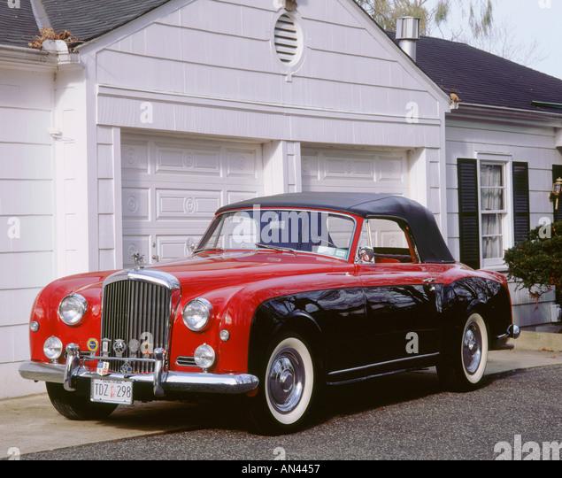 Bentley Convertible Stock Photos & Bentley Convertible