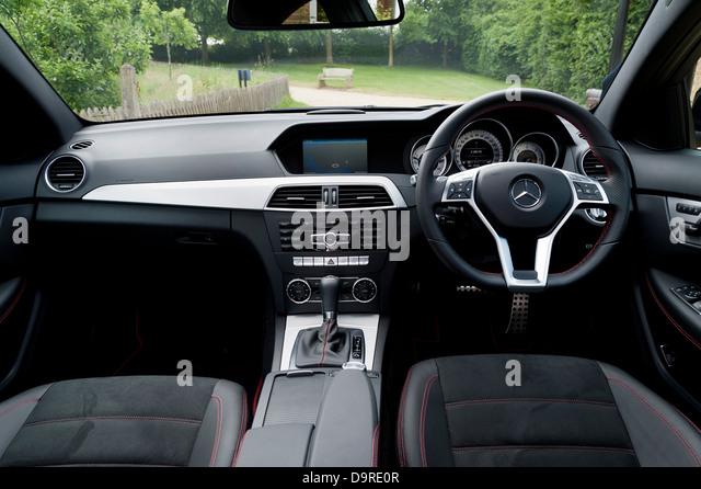 Mercedes Benz C250 Interior