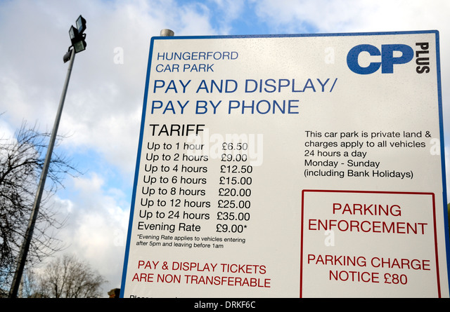 Ruislip Station Car Park Charges
