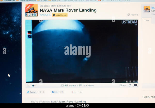 nasa mars rover live feed - photo #25