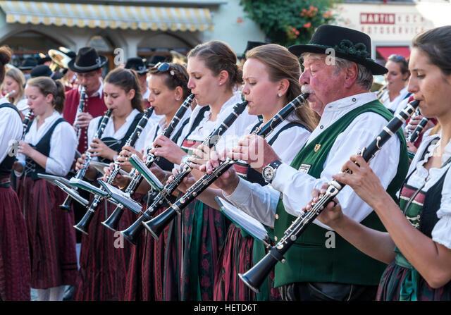 forest band spielen