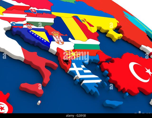 Balkan Countries Stock Photos & Balkan Countries Stock ...