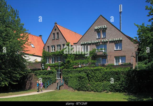 Hotel Van Bebber Restaurant
