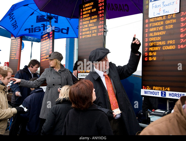 Irish On Course Bookmakers Betting img-1