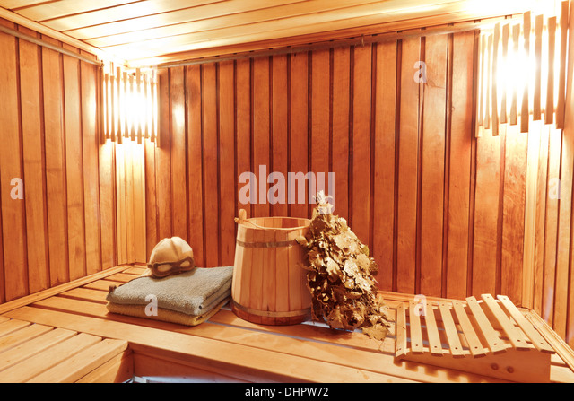 russian sauna stock photos russian sauna stock images alamy. Black Bedroom Furniture Sets. Home Design Ideas