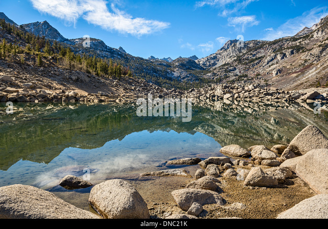 Lake sabrina stock photos lake sabrina stock images alamy for Canyon lake fishing ca