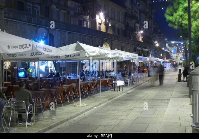 Porto portugal bar stock photos porto portugal bar stock for Terrace 45 restaurant