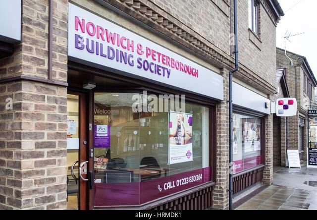 Norwich Peterborough Building Society Cambridge