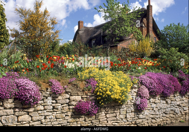 Cottage Garden Stock Photos Cottage Garden Stock Images