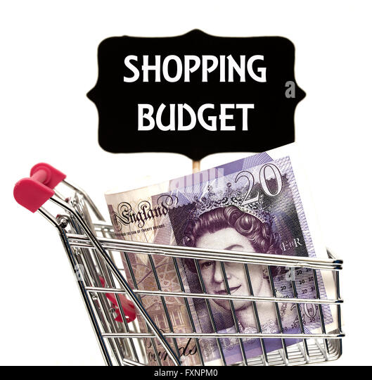 shopping budget