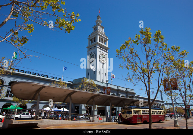 Ferry building san francisco stock photos ferry building for 1 hallidie plaza 2nd floor san francisco ca 94102