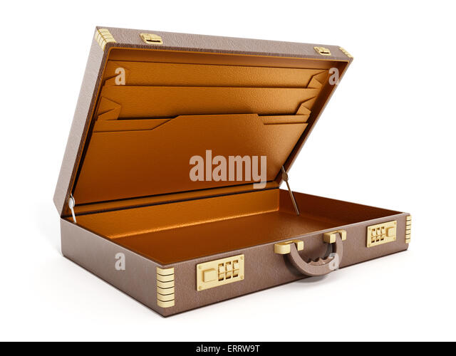 how to open briefcase folder