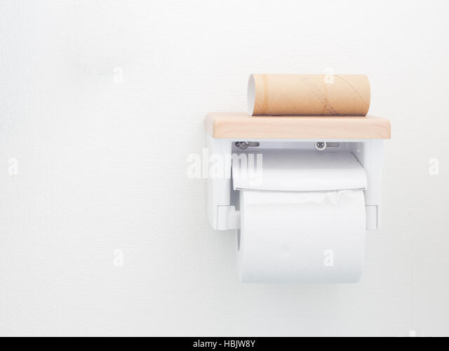 Toilet Paper Holder Stock Photos  Toilet Paper Holder Stock - Japanese toilet paper holder