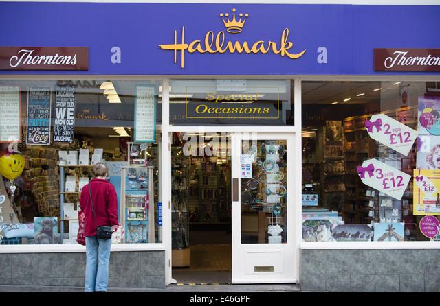 Hallmark Cards Stock Photos Hallmark Cards Stock Images