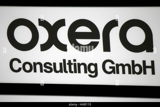 Oxera - Compelling Economics