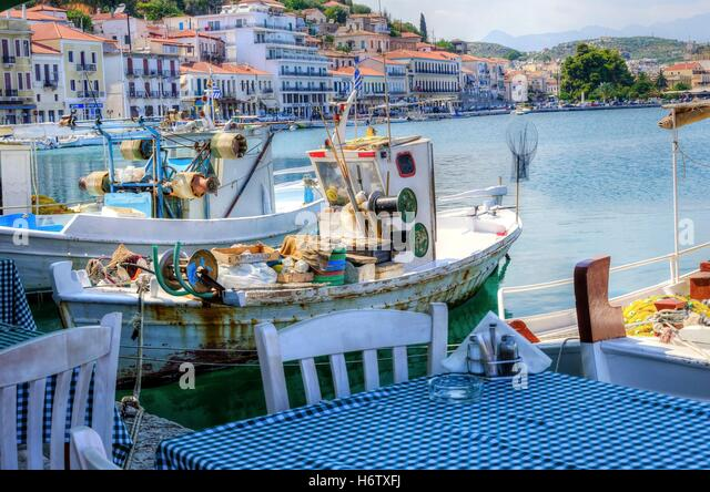 Salt ater stock photos salt ater stock images alamy for Apollon greek and european cuisine