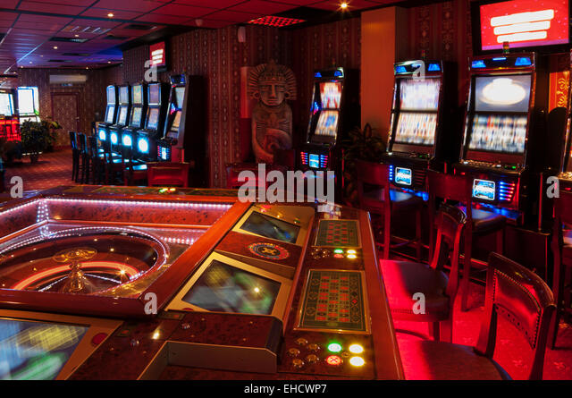 casino roulette machine