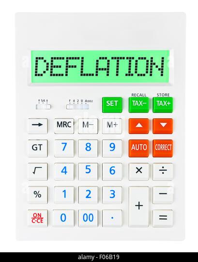 deflation stock  deflation stock images alamy