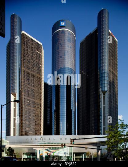 Motors image stock photos motors image stock images alamy for General motors corporate office